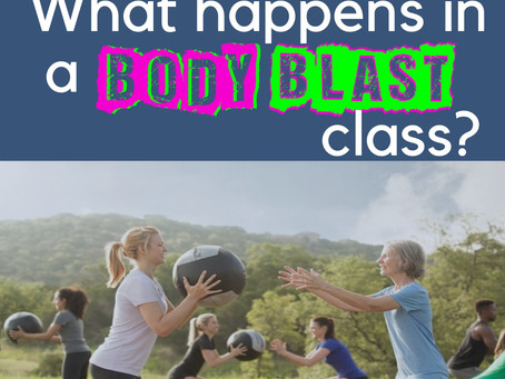 What Happens in a Body Blast Class?