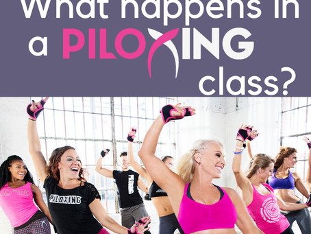 What happens in a Piloxing Class?