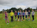 Outdoor training session