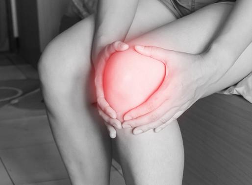 Bolesť kolena (ITB syndróm)