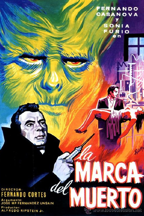 The Mark of Death (La Marca Del Muerto) 1964