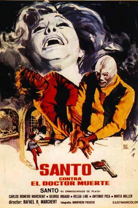 Santo Vs Doctor Death (1973)
