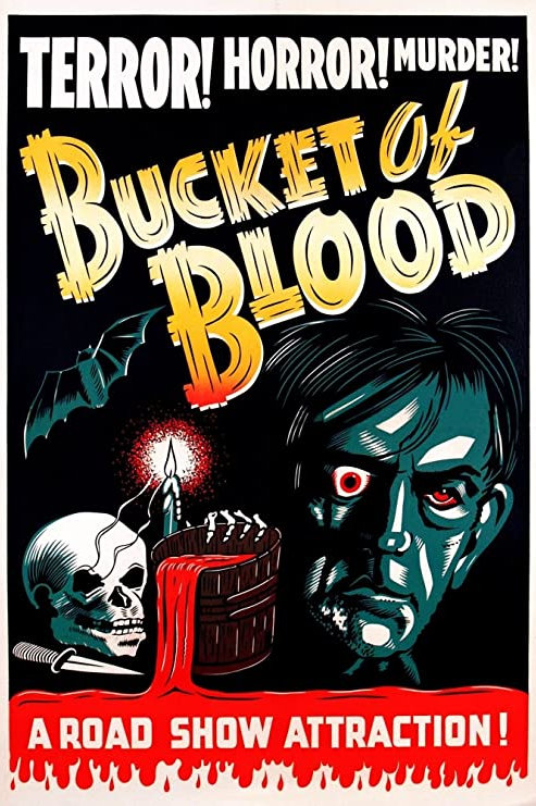 A BUCKET OF BLOOD (THE TELL-TALE HEART) 1934 PRE-CODE HORROR