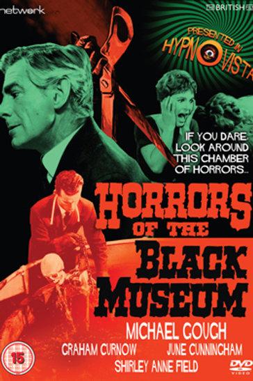 Horrors of The Black Museum (1959) British Horror