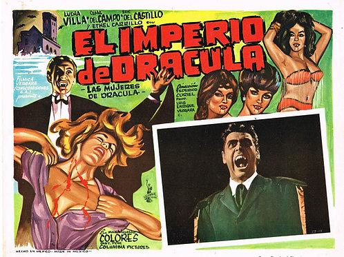 El Imperio De Dracula (The Empire of Dracula) 1967
