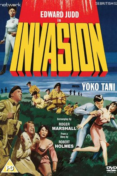 Invasion (1965) British Sci-Fi