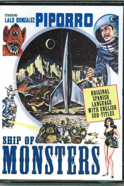 The Ship of Monsters 1960 Lorena Velasquez