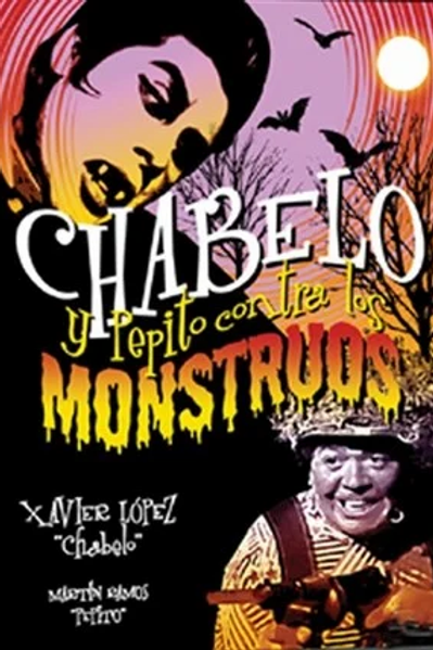 Chabelo And Pepito Vs The Monsters 1973