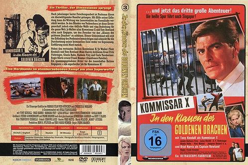 "Kommissar ""X' So Darling, So Deadly (1966) Eurospy"