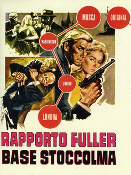 """Fuller Report"" Ken Clark (1967) Eurospy"