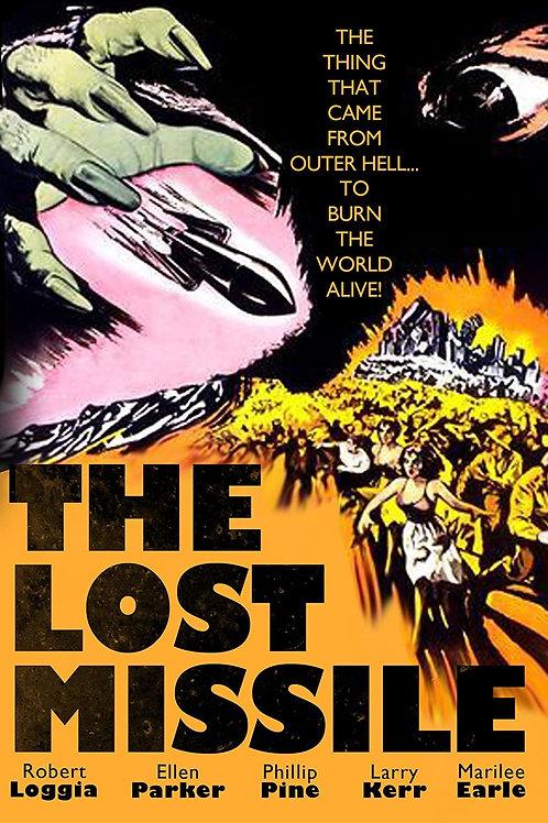 """The Lost Missle"" (1958) Classic Sci Fi"