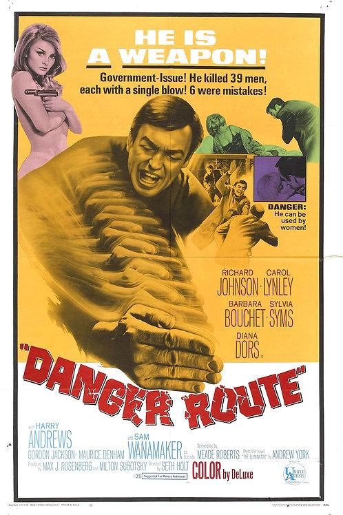 Danger Route AKA ( La Ruta Peligrosa ) 1968