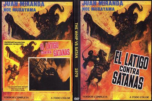 El Latigo Contra Satanas (The Whip Vs Satan) 1979