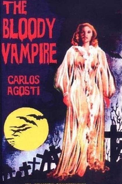 The Bloody Vampire (El Vampiro Sangriento) 1962