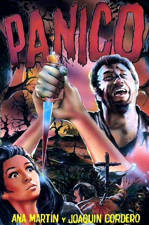 Panico 1966 Mexican Trilogy Horror