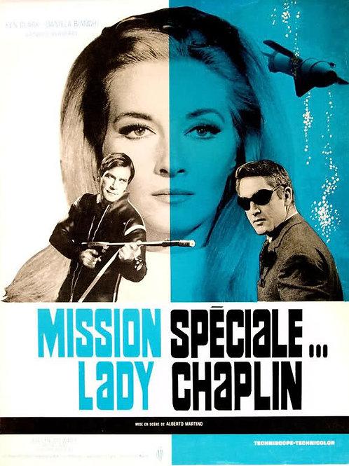 077 Special Mission Lady Chaplin (1966) Ken Clark Eurospy