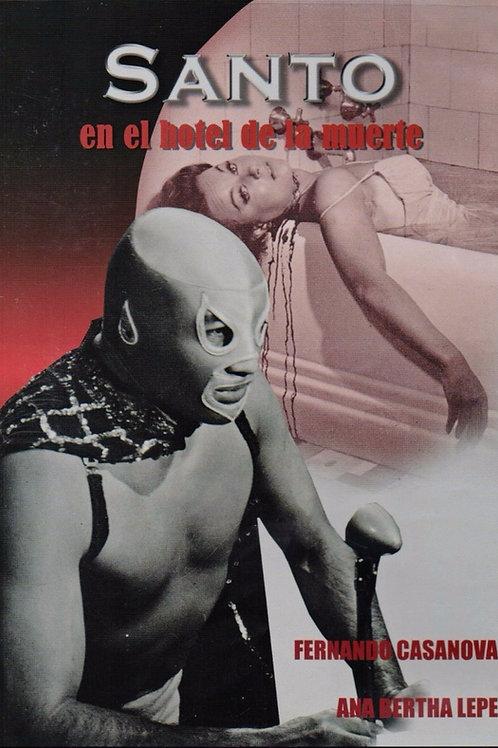 Santo In The Hotel Of Death (El Hotel De La Muerte) 1961