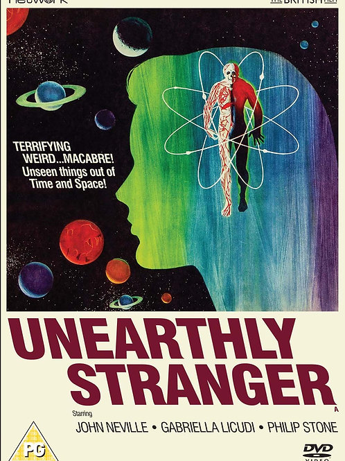 Unearthly Stranger (1963) British Sci-Fi