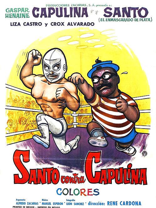 Santo Vs Capulina (1968)
