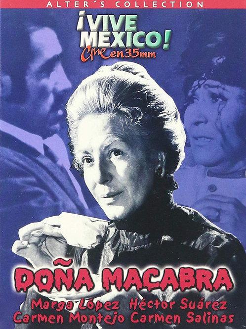 Dona Macabra (Mrs. Macabre) 1972
