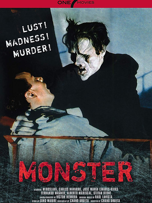 Monster (El Monstruo Resucitado) 1955