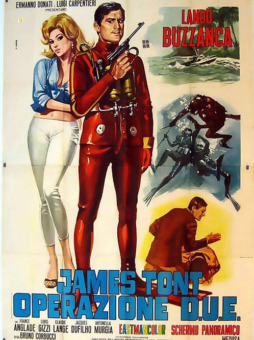 James Tont Operazione D.U.E. 1966