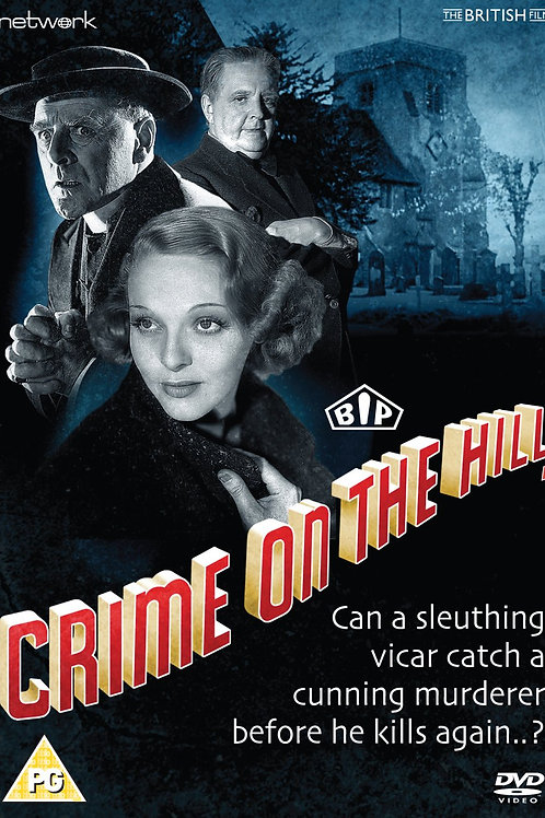 Crime on The Hill 1933 Pre-Code British Mystery Thriller