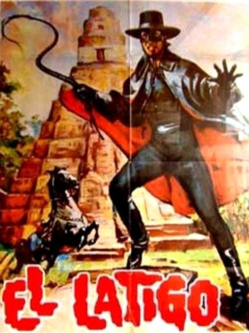 El Latigo (The Whip)1978 Mexican Western Horror