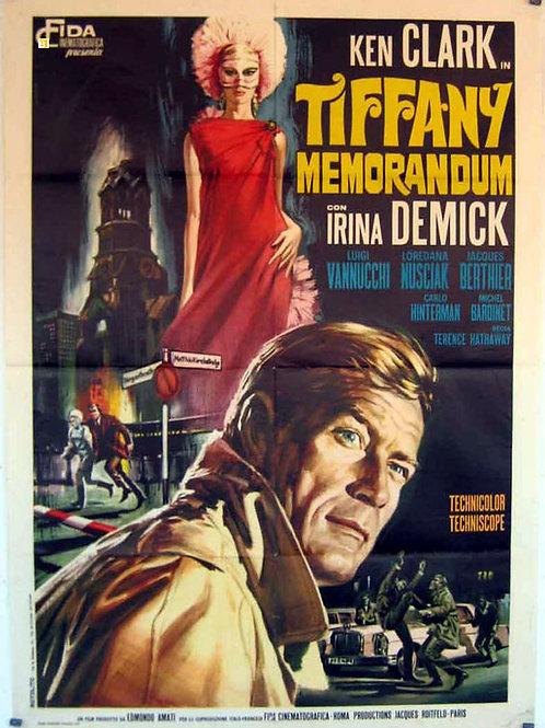 077 Tiffany Memorandum (1967) Ken Clark EUROSPY