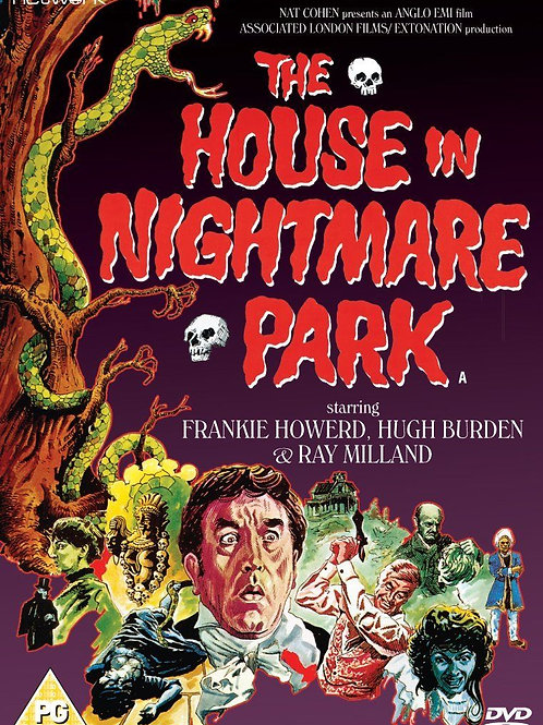 The House In Nightmare Park 1973 British Horror
