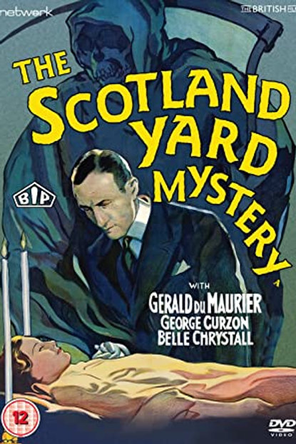 The Scotland Yard Mystery AKA (The Living Dead) 1934 British Horror