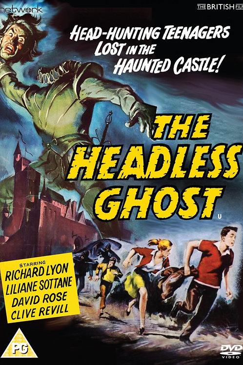The Headless Ghost 1959 British Horror