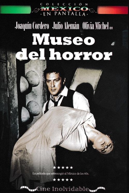 Museum of Horror (1964) Joaquin Cordero