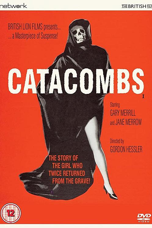 Catacombs (1964) British Horror