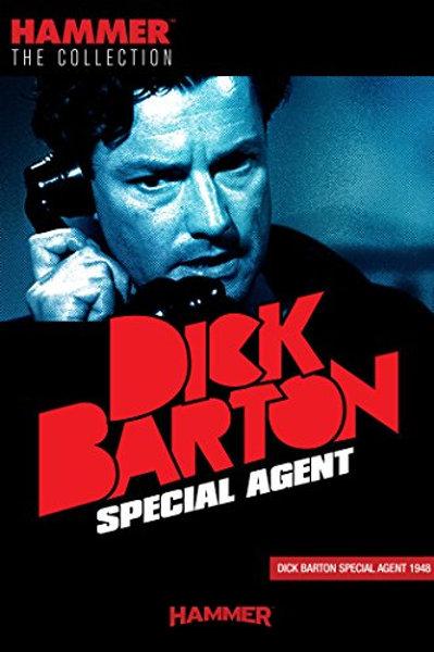 THE DICK BARTON SECRET AGENT TRILOGY (1948-1950) HAMMER FILMS