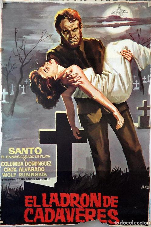 Ladron De Cadaveres (The Body Snatchers) 1956