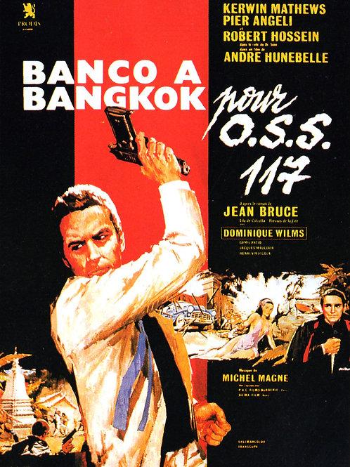 OSS 117: PANIC IN BANGKOK (1964) EUROSPY
