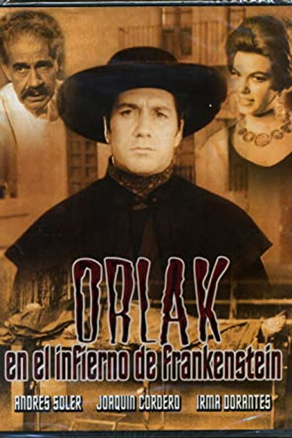 Orlak The Hell of Frankenstein 1960