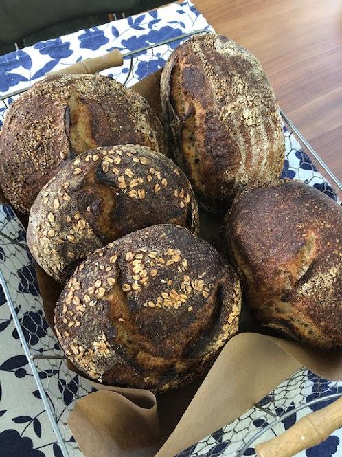 Masako's Sourdough Bread