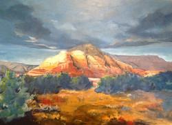 Sunset Over Hopi