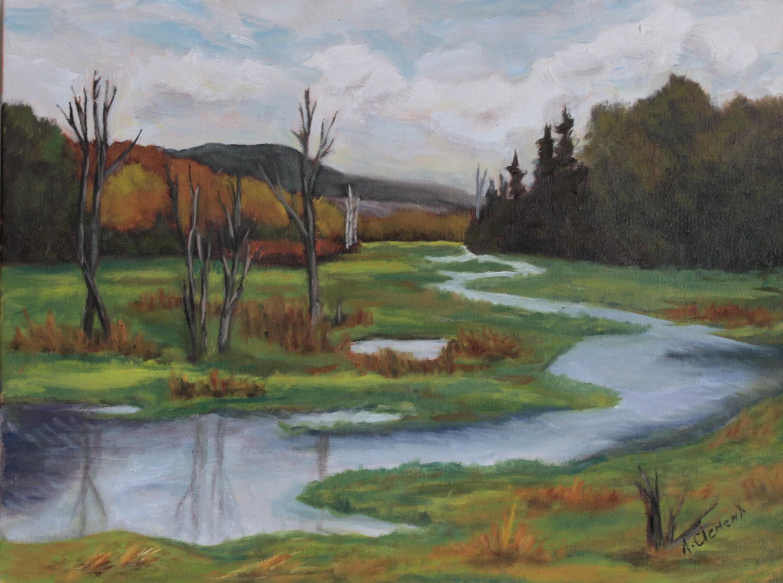 Raymond Creek - Spring