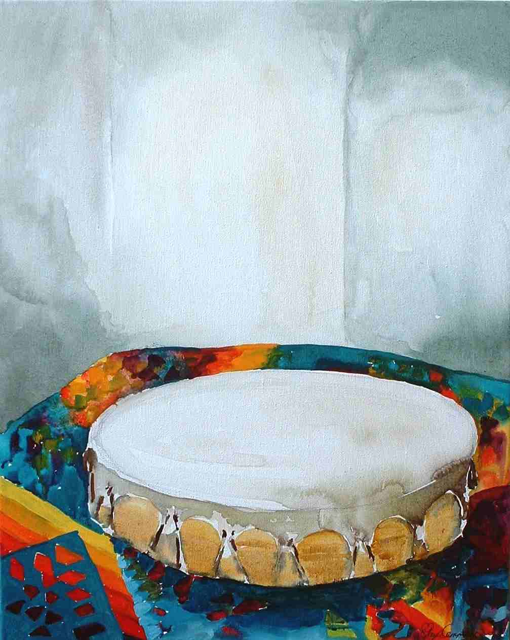 Sold - Grandmother's Drum