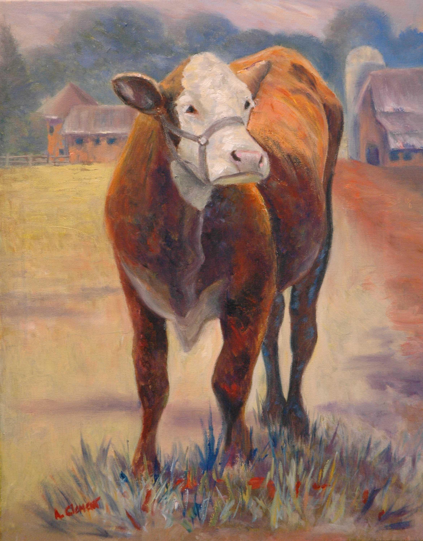2009, Muskoka Cow No 2