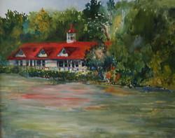 Cleveland House, Lk Rosseau, Muskoka