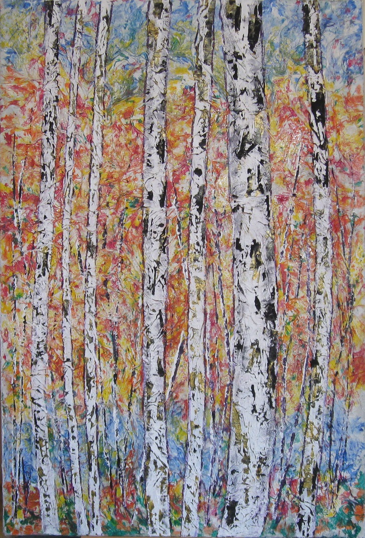 "The Lake Beyond? (9) 25""x38"" $390"