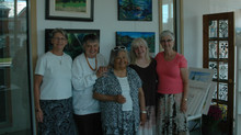 The 45th Parallel Painters in Waterloo, ON Jul. 2013