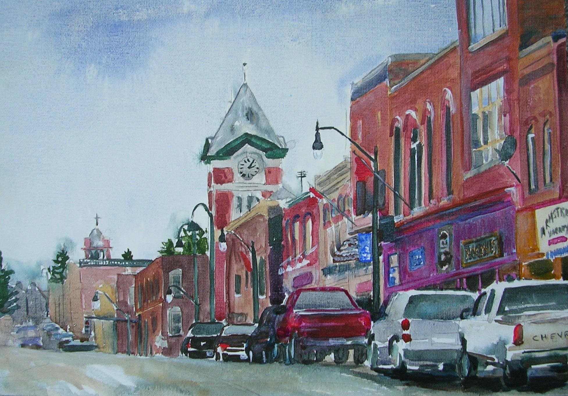 Manitoba Street I