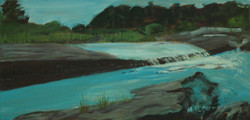 Upper Rosseau Falls
