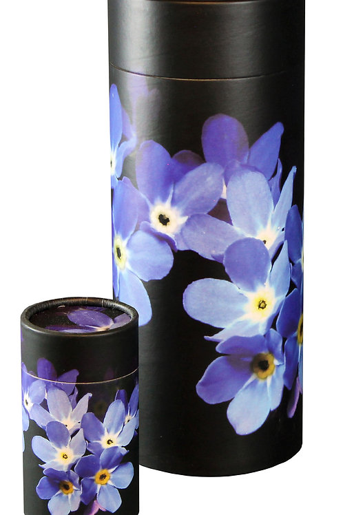 Scattering Tube - LARGE - Forget Me Not