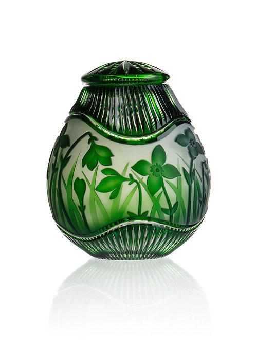 Crystal Daffodil Green
